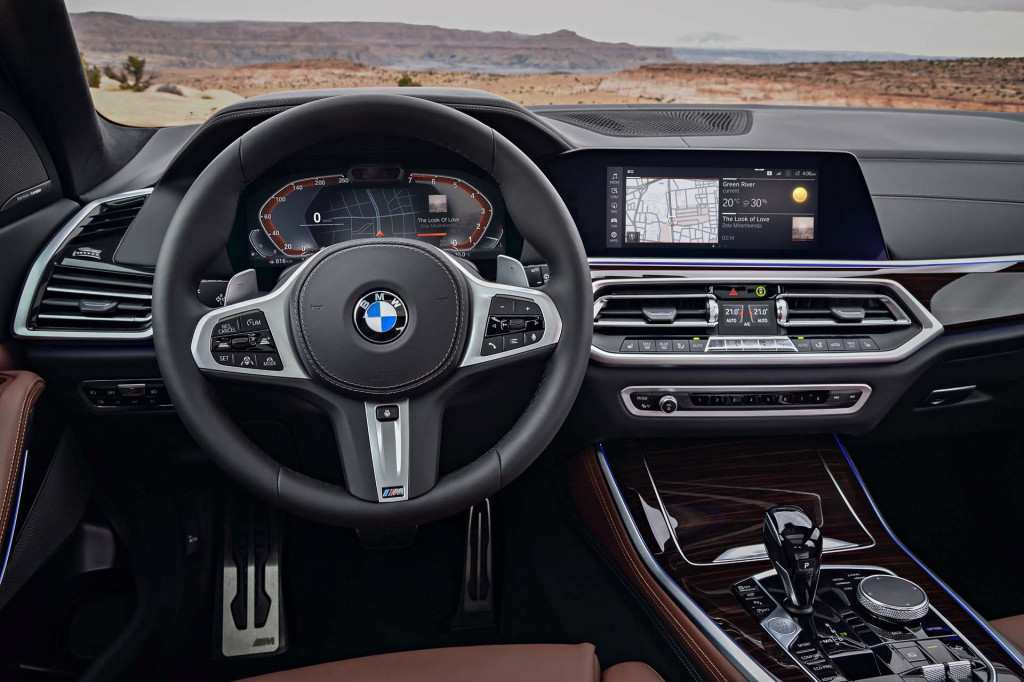 22 All New 2019 BMW X5 Spy Shoot