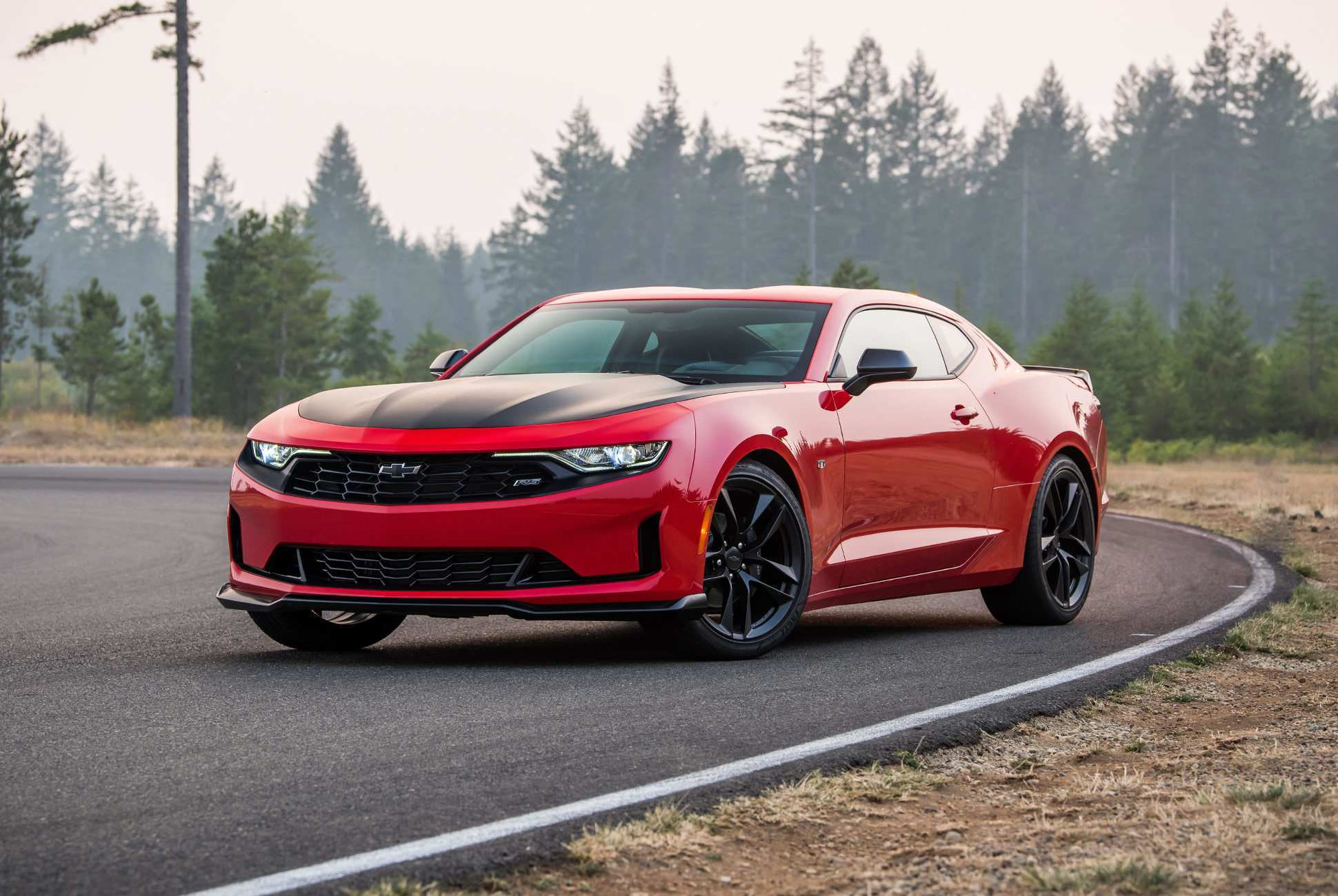22 All New 2019 Chevrolet Camaro Release Date And Concept
