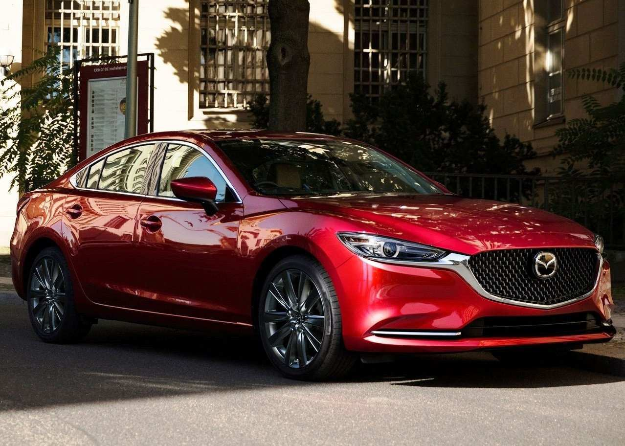 22 All New 2019 Mazda 6 Turbo 0 60 Configurations
