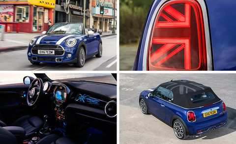 22 All New 2019 Mini Cooper Convertible S Redesign