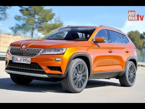 22 All New 2019 Skoda Snowman Full Preview Picture