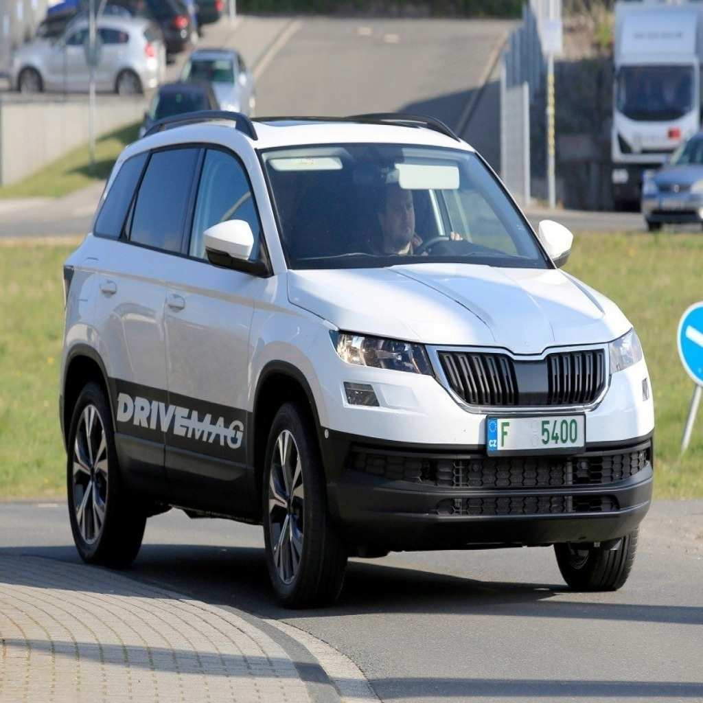 22 All New 2019 Skoda Yeti India Egypt Redesign