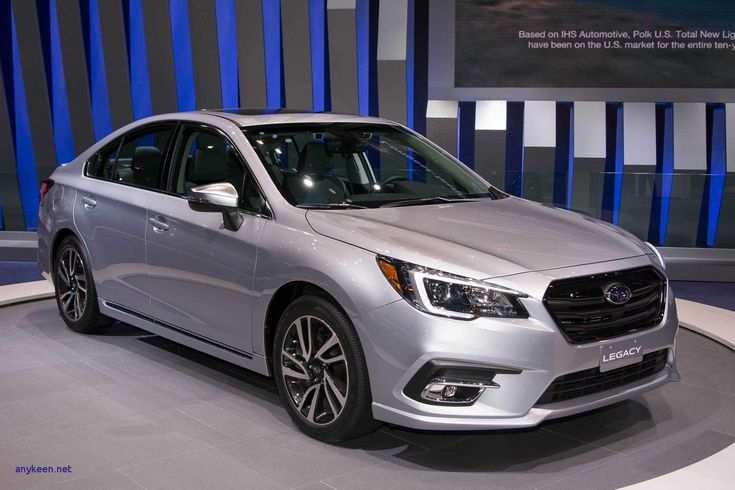 22 All New 2019 Subaru Legacy Turbo Gt Performance And New Engine