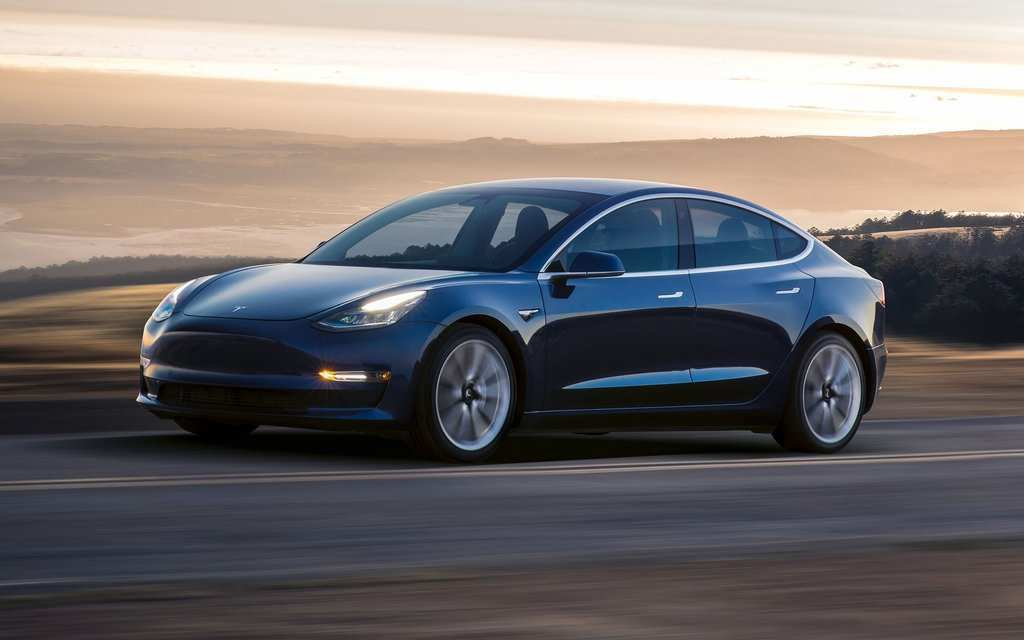 22 All New 2019 Tesla 3 Configurations