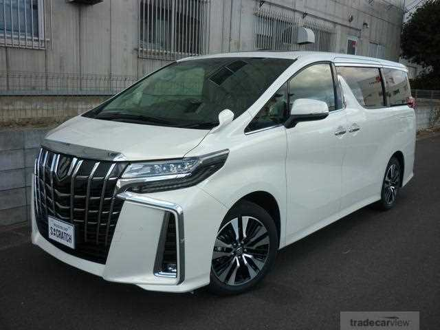 22 All New 2019 Toyota Alphard Research New