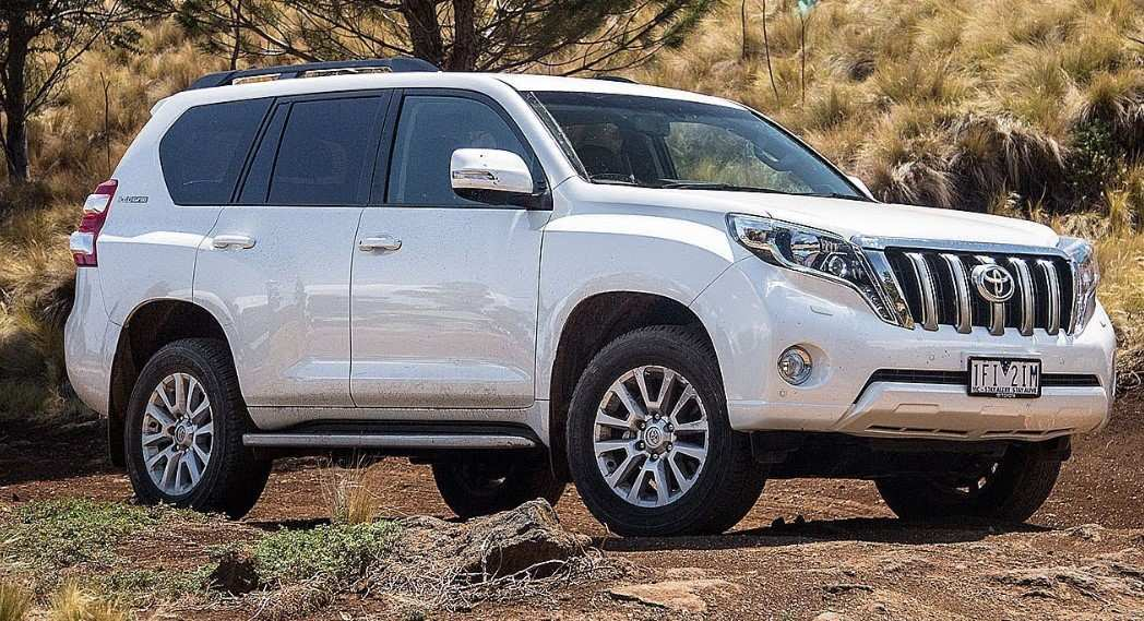 22 All New 2019 Toyota Prado Configurations