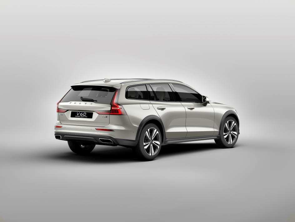 22 All New 2019 Volvo V60 Cross Country Concept And Review