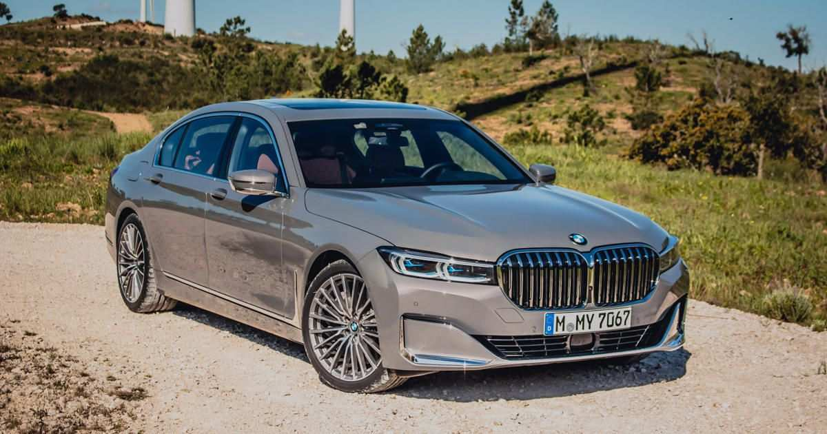 22 All New 2020 BMW 7 Series Order Guide Spesification
