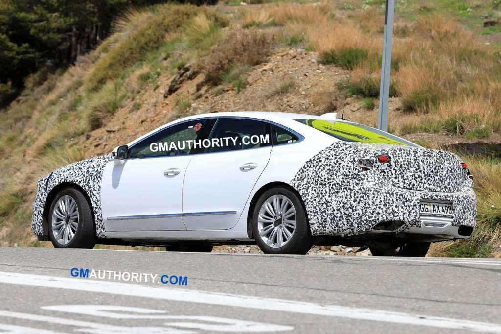22 All New 2020 Buick Verano Spy Concept