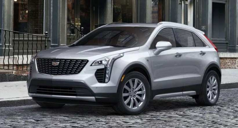 22 All New 2020 Cadillac Xt4 Release Date Interior