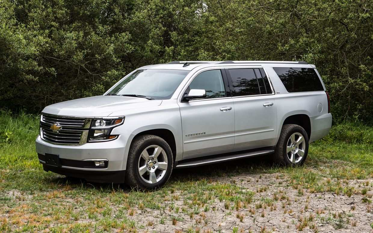 22 All New 2020 Chevrolet Suburban Specs And Review