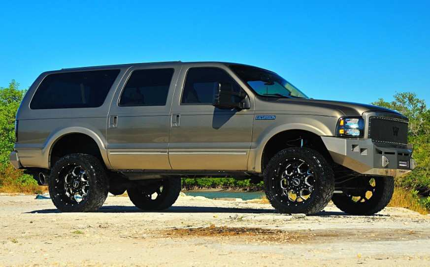 22 All New 2020 Ford Excursion Diesel Performance