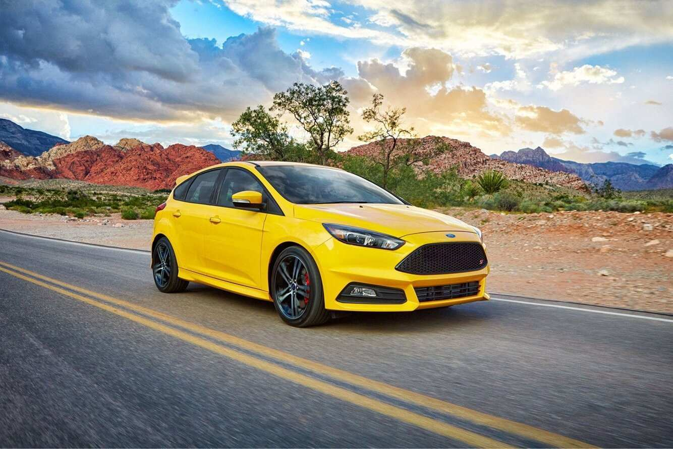 22 All New 2020 Ford Focus Rs St Model