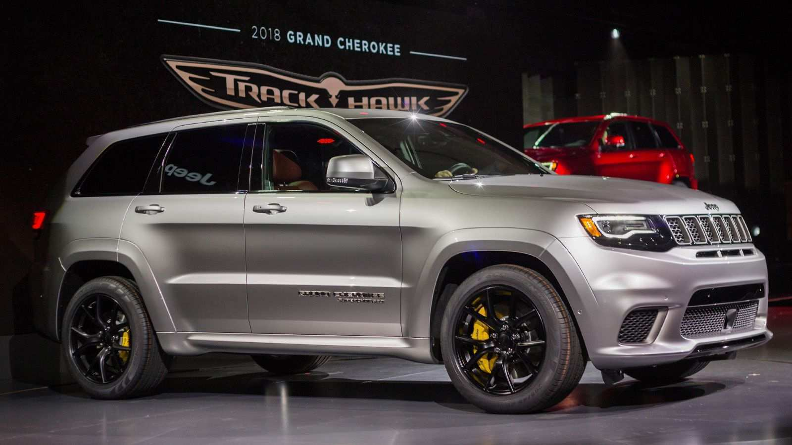 22 All New 2020 Jeep Grand Cherokee Srt8 Spy Shoot
