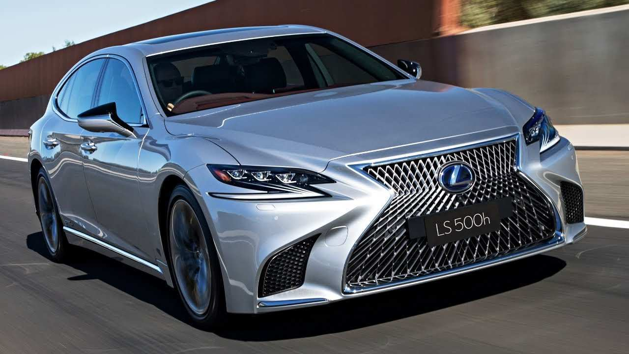 22 All New 2020 Lexus LS Redesign And Review