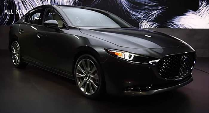 22 All New 2020 Mazda 3 Sedan Concept And Review
