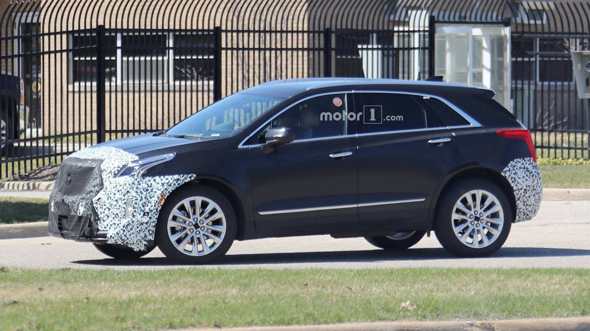 22 All New 2020 Spy Shots Cadillac Xt5 New Review