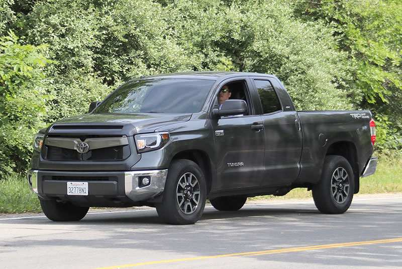 22 All New 2020 Toyota Tundra Performance
