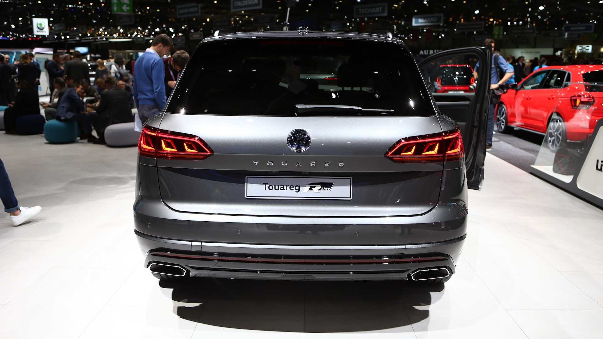 22 All New 2020 Volkswagen Touareg Images