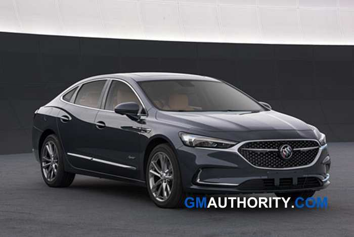 22 All New Buick Lineup 2020 Spesification