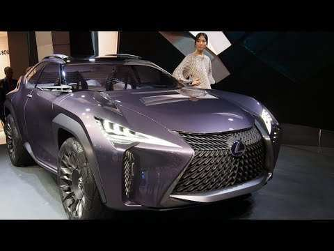 22 All New Lexus Ux Hybrid 2020 Release Date and Concept