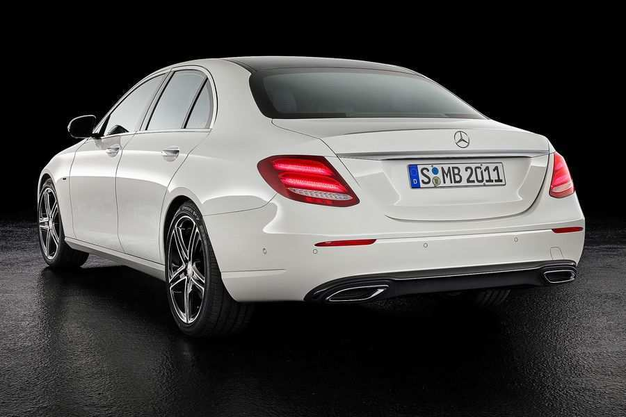 22 All New Mercedes E Klasse 2019 Style