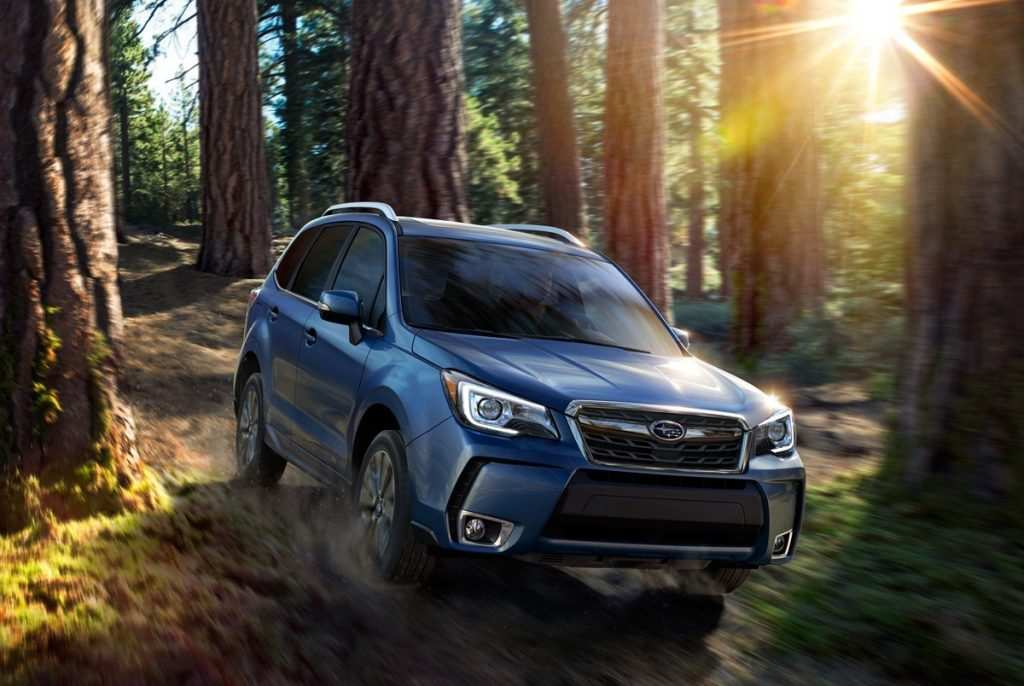 22 All New New Generation 2020 Subaru Forester Concept