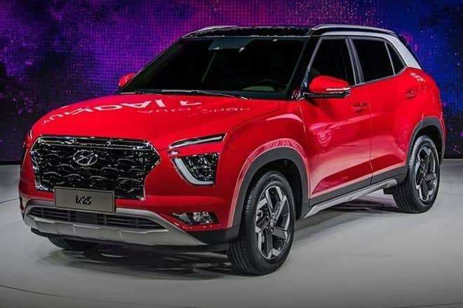 22 All New Upcoming Hyundai Creta 2020 Exterior