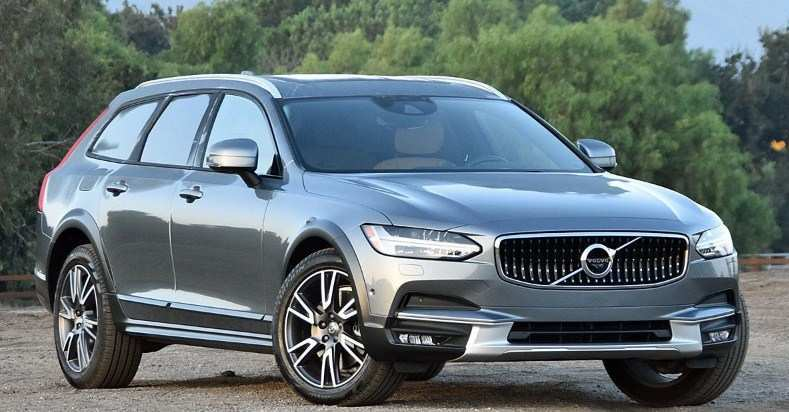 22 All New Volvo V90 Model Year 2020 Ratings