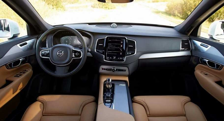 22 All New Volvo Xc90 2020 Interior Spesification