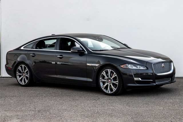 22 All New Xj Jaguar 2019 Exterior