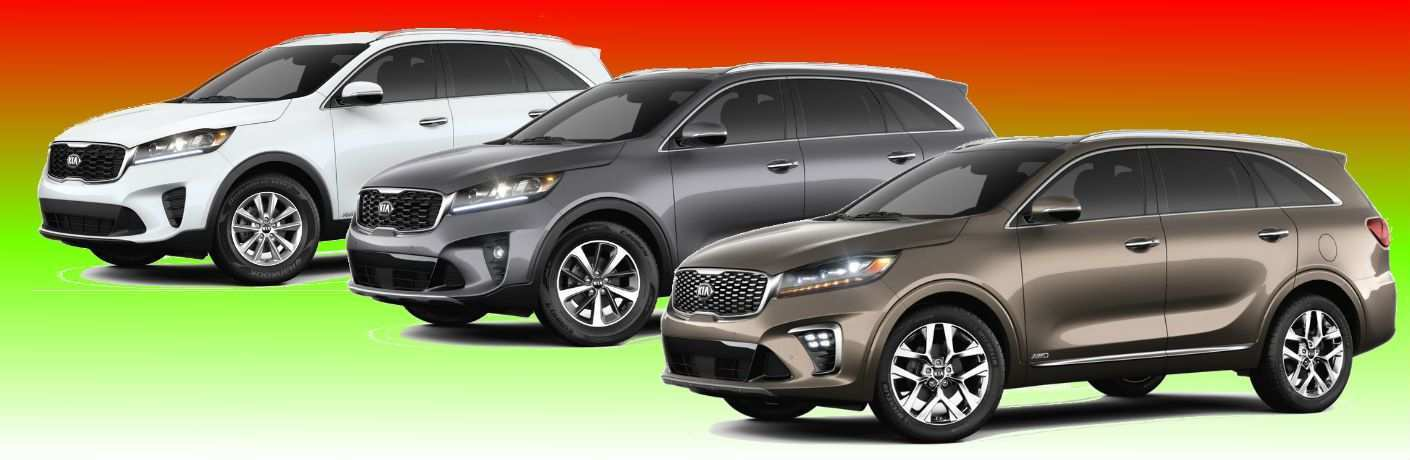22 Best 2019 Kia Sorento Trim Levels Style