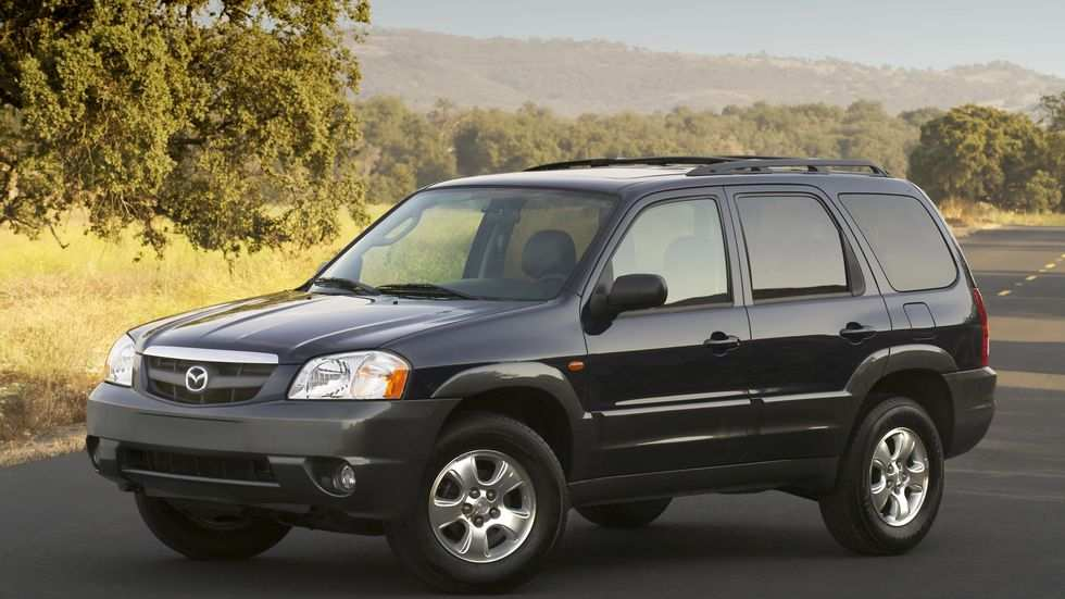 22 Best 2019 Mazda Tribute Pictures