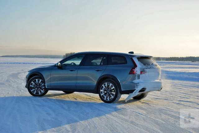 22 Best 2020 Volvo V60 Cross Country Redesign And Concept