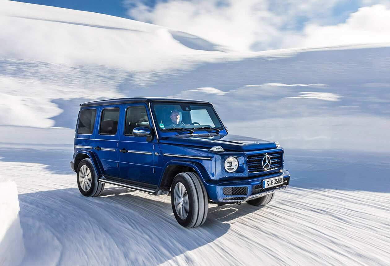 22 Best G500 Mercedes 2019 History