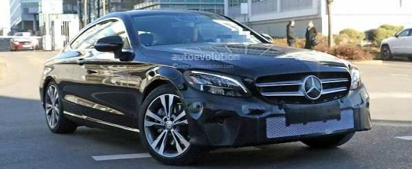 22 Best Mercedes Benz C Class Facelift 2019 Release Date And Concept