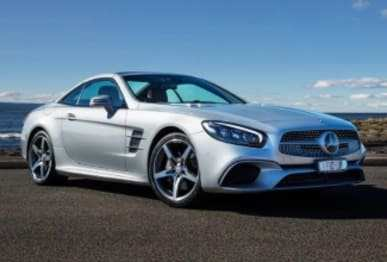 22 Best Mercedes Sl 2019 Wallpaper
