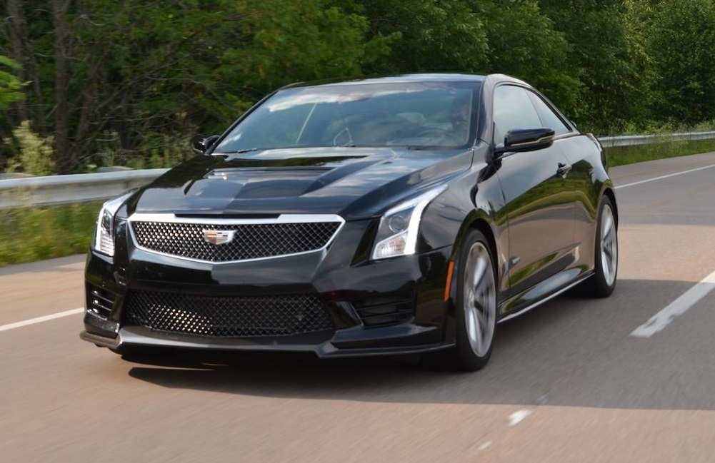 22 New 2019 Cadillac ATS V Coupe Picture