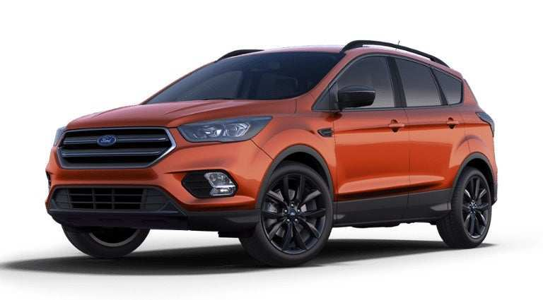 22 New 2019 Ford Escape Picture