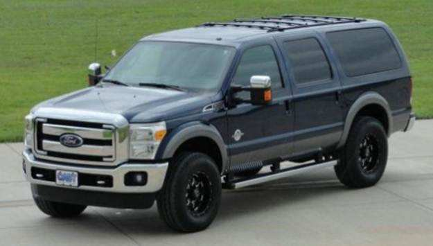 22 New 2019 Ford Excursion Redesign And Concept