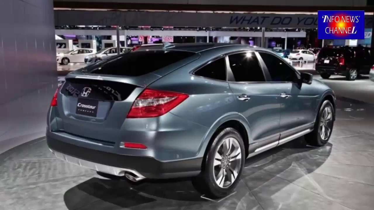 22 New 2019 Honda Crosstour Release Date And Concept