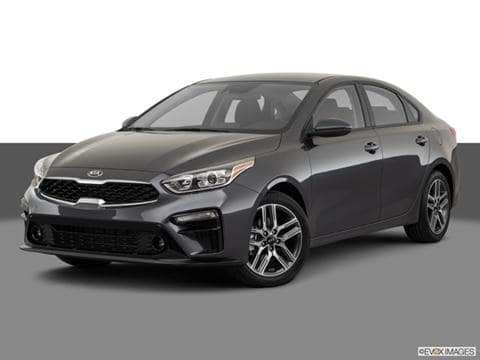 22 New 2019 Kia Forte Spy Shoot