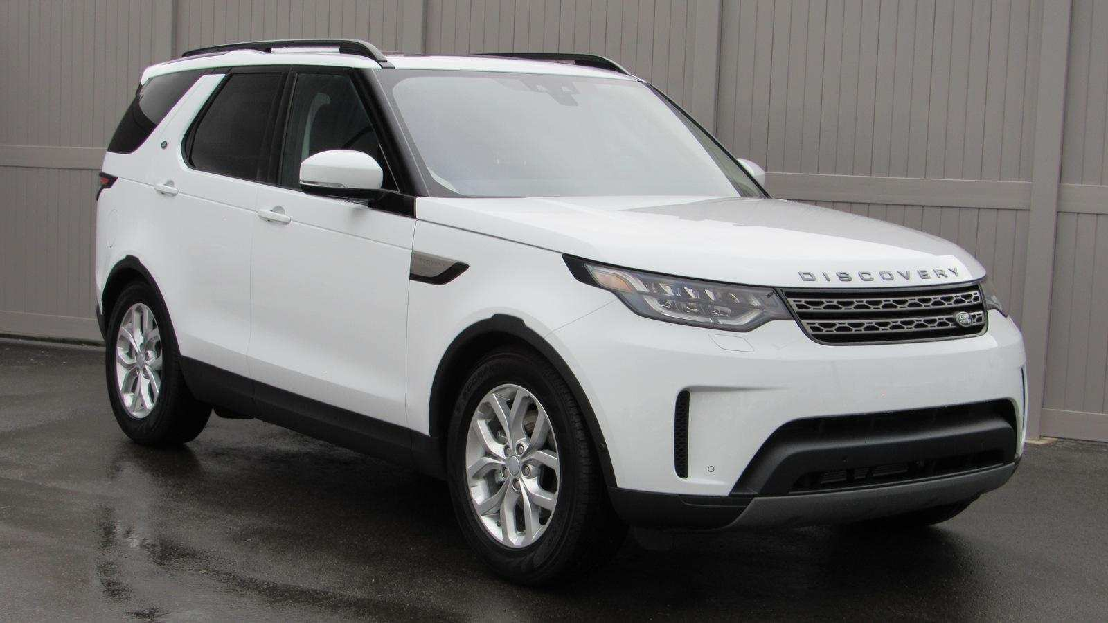 22 New 2019 Land Rover Discovery Images