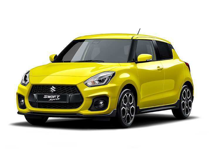 22 New 2019 New Suzuki Swift Sport First Drive