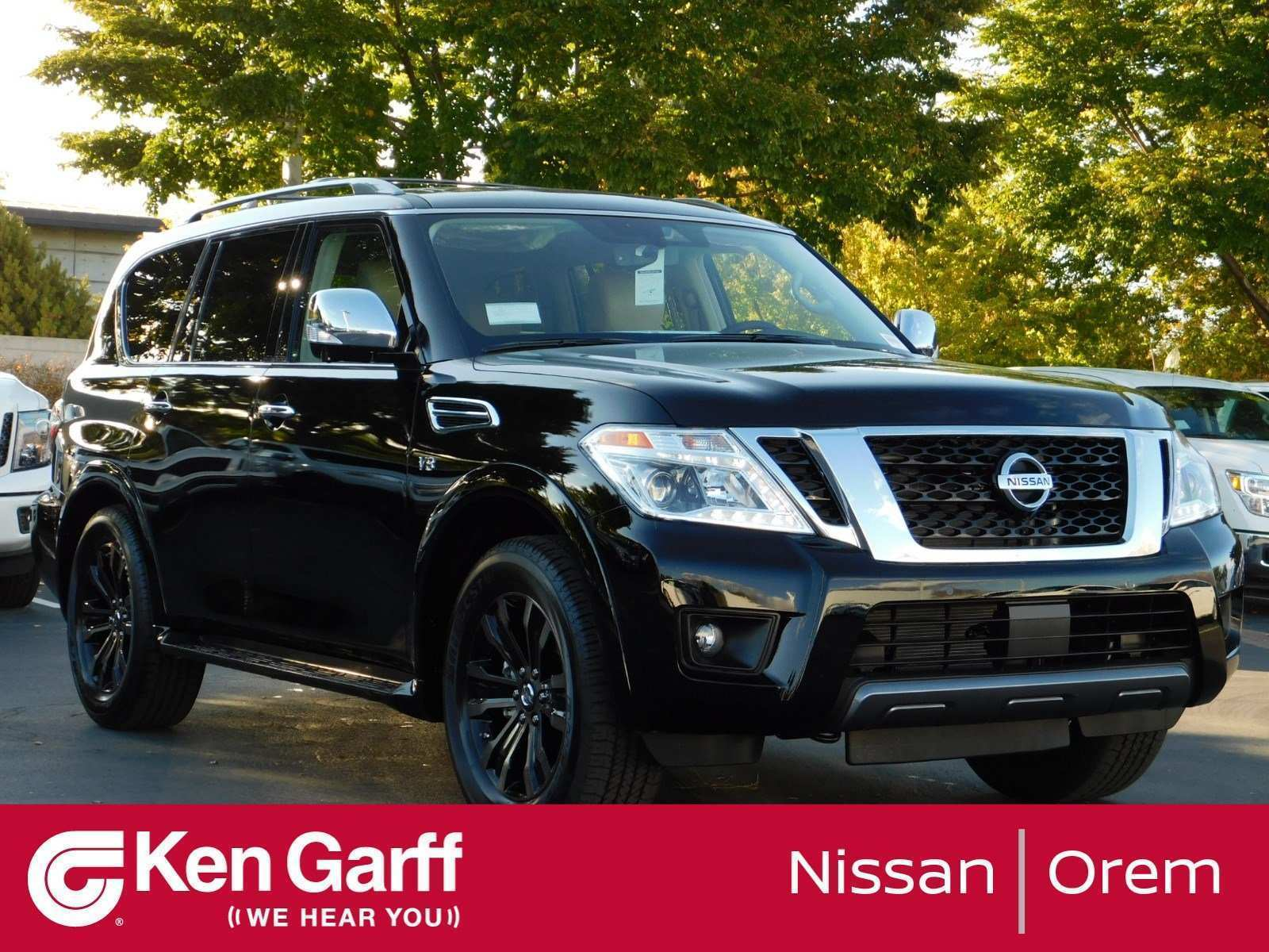 22 New 2019 Nissan Armada New Review
