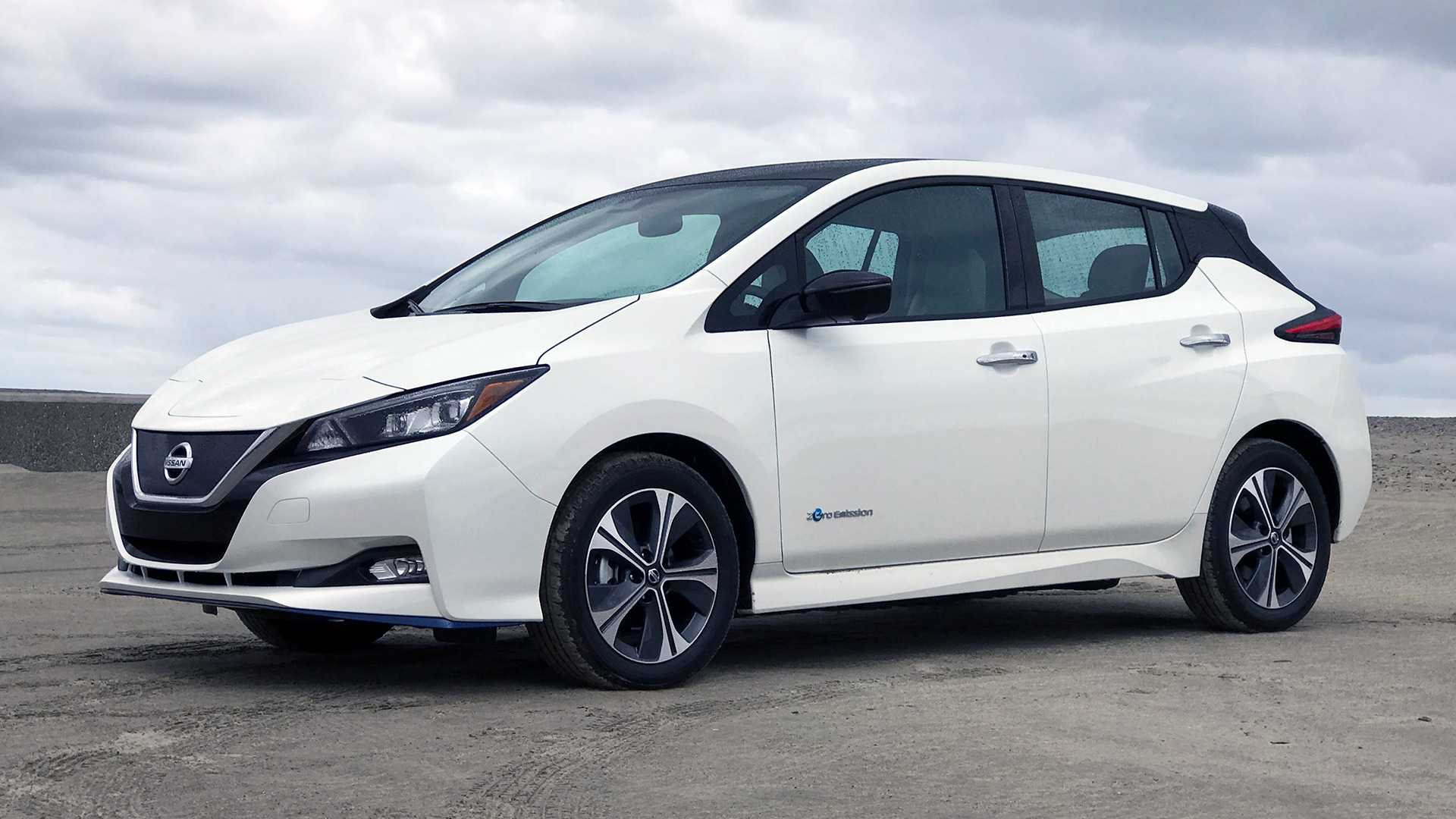 22 New 2019 Nissan Leaf Review Photos