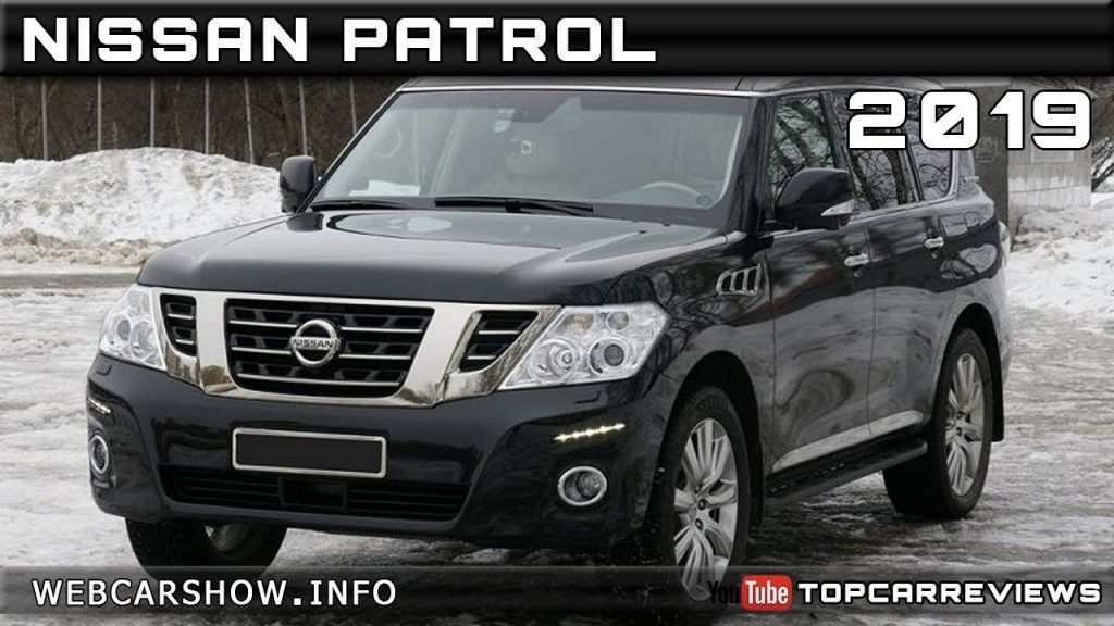 22 New 2019 Nissan Patrol Diesel Price Design And Review