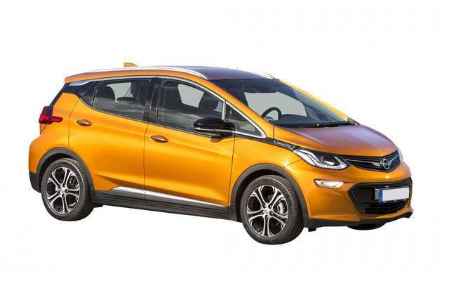 22 New 2019 Opel Ampera Rumors