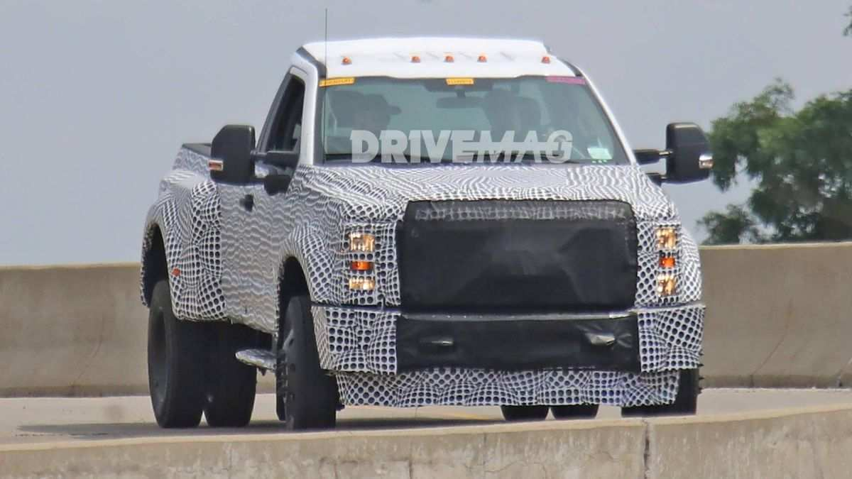 22 New 2019 Spy Shots Ford F350 Diesel Redesign And Review
