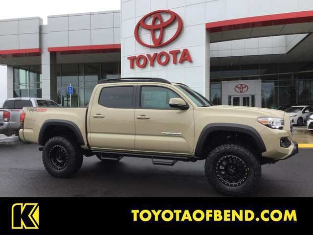 22 New 2019 Toyota Tacoma Quicksand Model